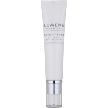 Lumene Valo [Light] crema de ochi iluminatoare cu vitamina C