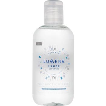 Lumene Lähde [Source of Hydratation] apa pentru curatare cu particule micele pentru toate tipurile de ten, inclusiv piele sensibila