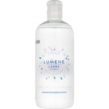 Lumene Lähde [Source of Hydratation] apa pentru  curatare cu particule micele pentru toate tipurile de ten, inclusiv piele sensibila  500 ml