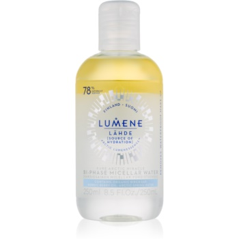 Lumene Lähde [Source of Hydratation] apa micelara 2 in 1