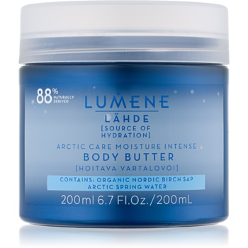 Lumene Lähde [Source of Hydratation] unt de corp intens hidratant