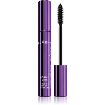 Lumene Nordic Chic Full-on Volume Mascara Mascara für XXL-Volumen Farbton Black