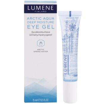 Lumene Arctic Aqua hydratačný očný gél 1