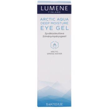 Lumene Arctic Aqua hydratačný očný gél 2