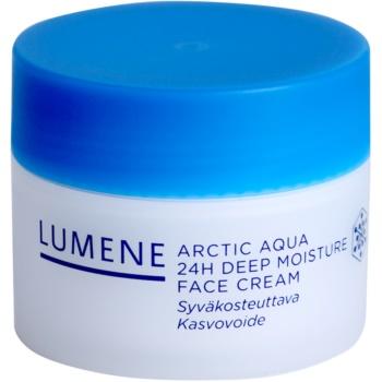 Lumene Arctic Aqua crema puternic hidratanta pentru piele normala si uscata
