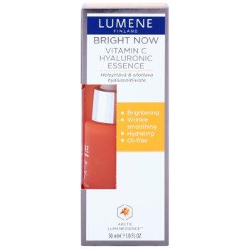 Lumene Bright Now Vitamin C stralucirea pielii antirid 1