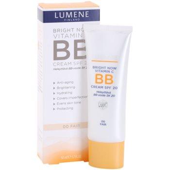 Lumene Bright Now Vitamin C+ BB Creme SPF 20 2