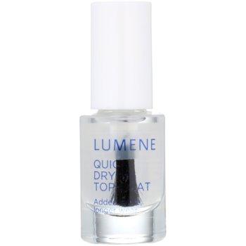 Lumene Gloss & Care uscare rapida pentru unghii