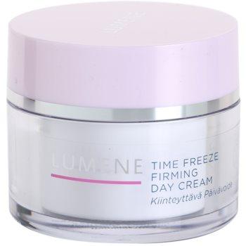 Lumene Time Freeze crema de zi pentru fermitate antirid