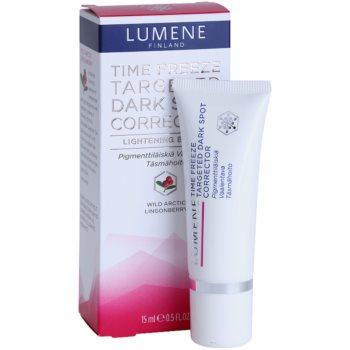 Lumene Time Freeze крем за пигментни петна 2