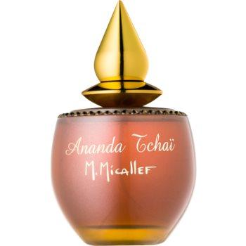M. Micallef Ananda Tchai eau de parfum pentru femei 100 ml