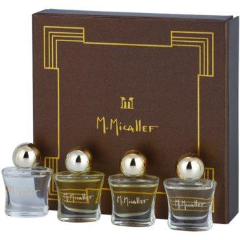 M. Micallef Mini darčeková sada