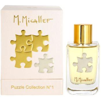 M. Micallef Puzzle Collection N°1 Eau de Parfum für Damen