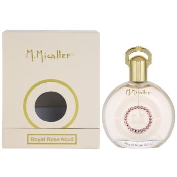 M. Micallef Royal Rose Aoud Eau de Parfum für Damen