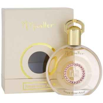 M. Micallef Royal Rose Aoud Eau de Parfum para mulheres 1
