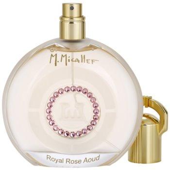 M. Micallef Royal Rose Aoud Eau de Parfum für Damen 3