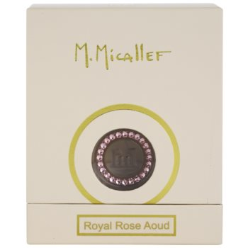 M. Micallef Royal Rose Aoud Eau de Parfum für Damen 4