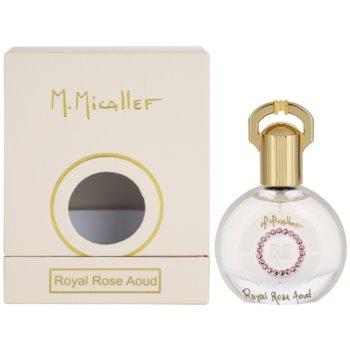 M. Micallef Royal Rose Aoud eau de parfum pentru femei
