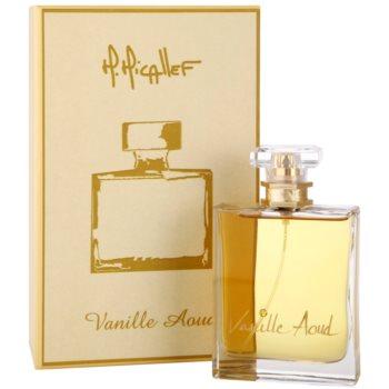 M. Micallef Vanille Aoud Eau de Parfum für Damen 1
