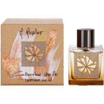 M. Micallef Collection Vanille Leather Cuir Eau De Parfum pentru femei 100 ml