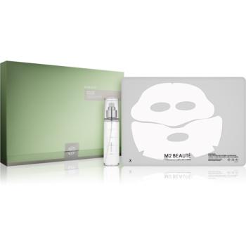 M2 Beauté Face Care masca anti-riduri cu efect de hidratare