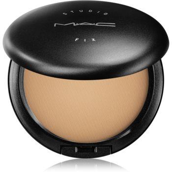 MAC Studio Fix Powder Plus Foundation kompaktní pudr a make-up 2 v 1 odstín C40 15 g