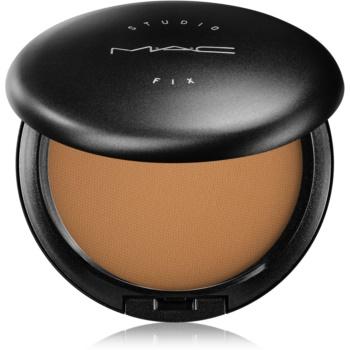 MAC Studio Fix Powder Plus Foundation kompaktní pudr a make-up 2 v 1 odstín NW50 15 g