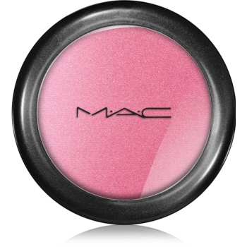 mac sheertone shimmer blush blush