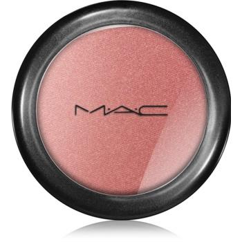 mac sheertone shimmer blush blush