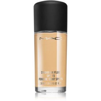 MAC Studio Fix Fluid zmatňující make-up SPF 15 odstín NC30 30 ml