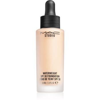 MAC Cosmetics Studio Waterweight SPF 30 Foundation machiaj u?or de hidratare SPF 30 imagine produs