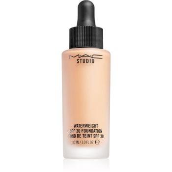 MAC Cosmetics Studio Waterweight SPF 30 Foundation machiaj ușor de hidratare SPF 30
