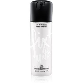 MAC Cosmetics Prep + Prime Fix+ Mattifiying Mist spray de fixare si matifiere make-up