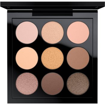 MAC Cosmetics Eye Shadow x9 paleta farduri de ochi poza noua