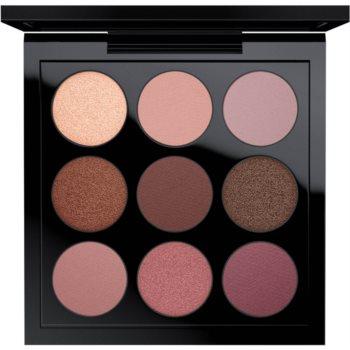 MAC Cosmetics Eye Shadow x9 paleta farduri de ochi imagine produs