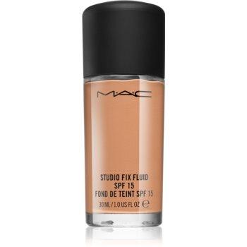 MAC Cosmetics Studio Fix Fluid fond de ten matifiant SPF 15