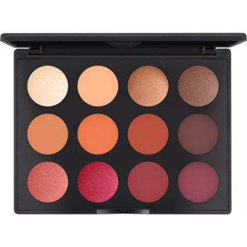 MAC Cosmetics Art Library: Flame-Boyant paleta farduri de ochi imagine produs