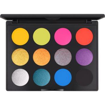 MAC Cosmetics Art Library: It's Designer paleta farduri de ochi imagine produs