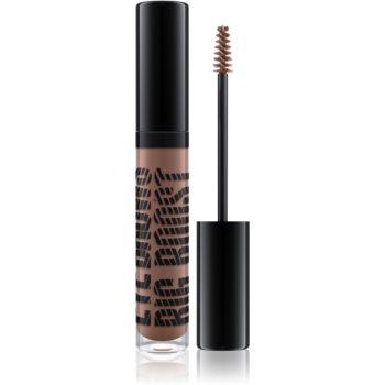 MAC Cosmetics Eye Brows Big Boost Fiber Gel gel pentru sprancene imagine produs