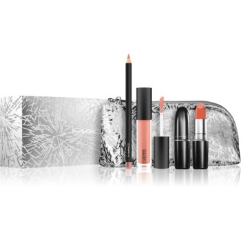MAC Cosmetics Firewerk it Lipkit set de cosmetice I. (pentru femei)