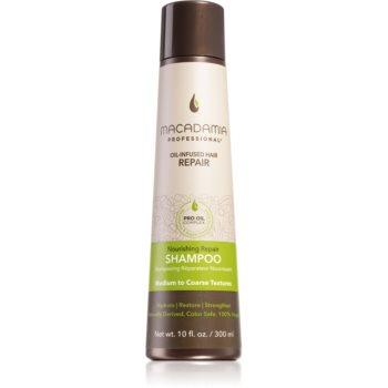 Macadamia Natural Oil Nourishing Repair sampon hranitor cu efect de hidratare imagine