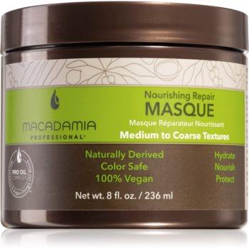 Macadamia Natural Oil Nourishing Repair masca de par hranitoare cu efect de hidratare imagine