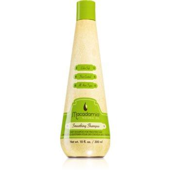 Macadamia Natural Oil Smoothing sampon pentru indreptarea parului pentru toate tipurile de păr poza noua