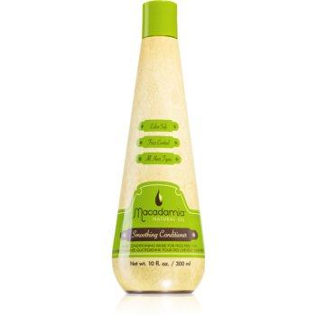 Macadamia Natural Oil Smoothing balsam cu efect de netezire pentru toate tipurile de pãr imagine