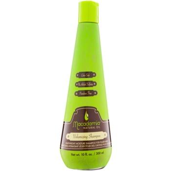 Macadamia Natural Oil Care sampon hidratant fara greutate pentru volum fără silicon și sulfat  300 ml