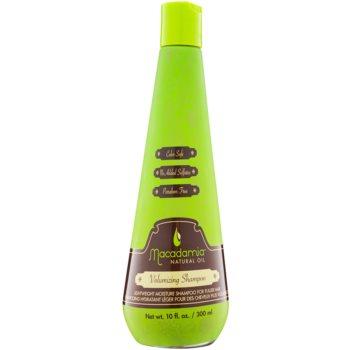 Macadamia Natural Oil Care sampon hidratant fara greutate pentru volum