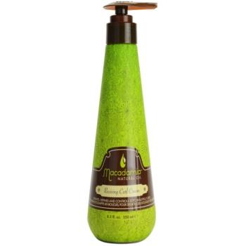 Macadamia Natural Oil Care поживний крем для кучерявого волосся