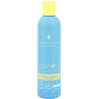 Macadamia Natural Oil Endless Summer балсам за коса увредена от слънце, хлор и солна вода