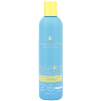 Macadamia Natural Oil Endless Summer šampon pro vlasy namáhané chlórem, sluncem a slanou vodou 236 ml