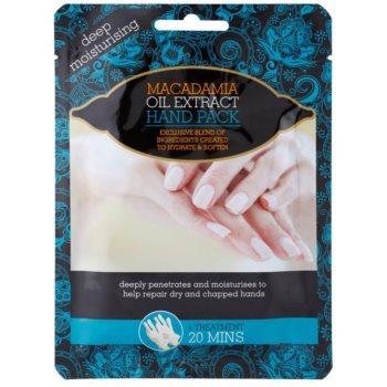 Macadamia Oil Extract Pack хидратиращи ръкавици